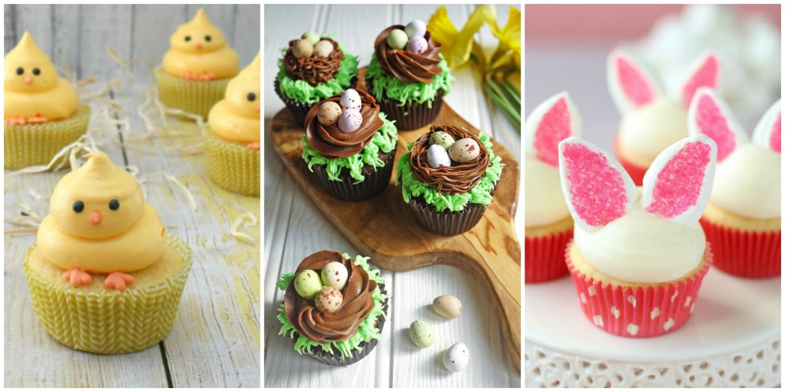21 cute easter cupcakes easy ideas for easter cupcake recipes ForCute Cupcake Decorating Ideas For Easter