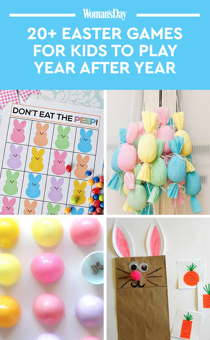 21 Fun Easter Games For Kids Best Easter Sunday