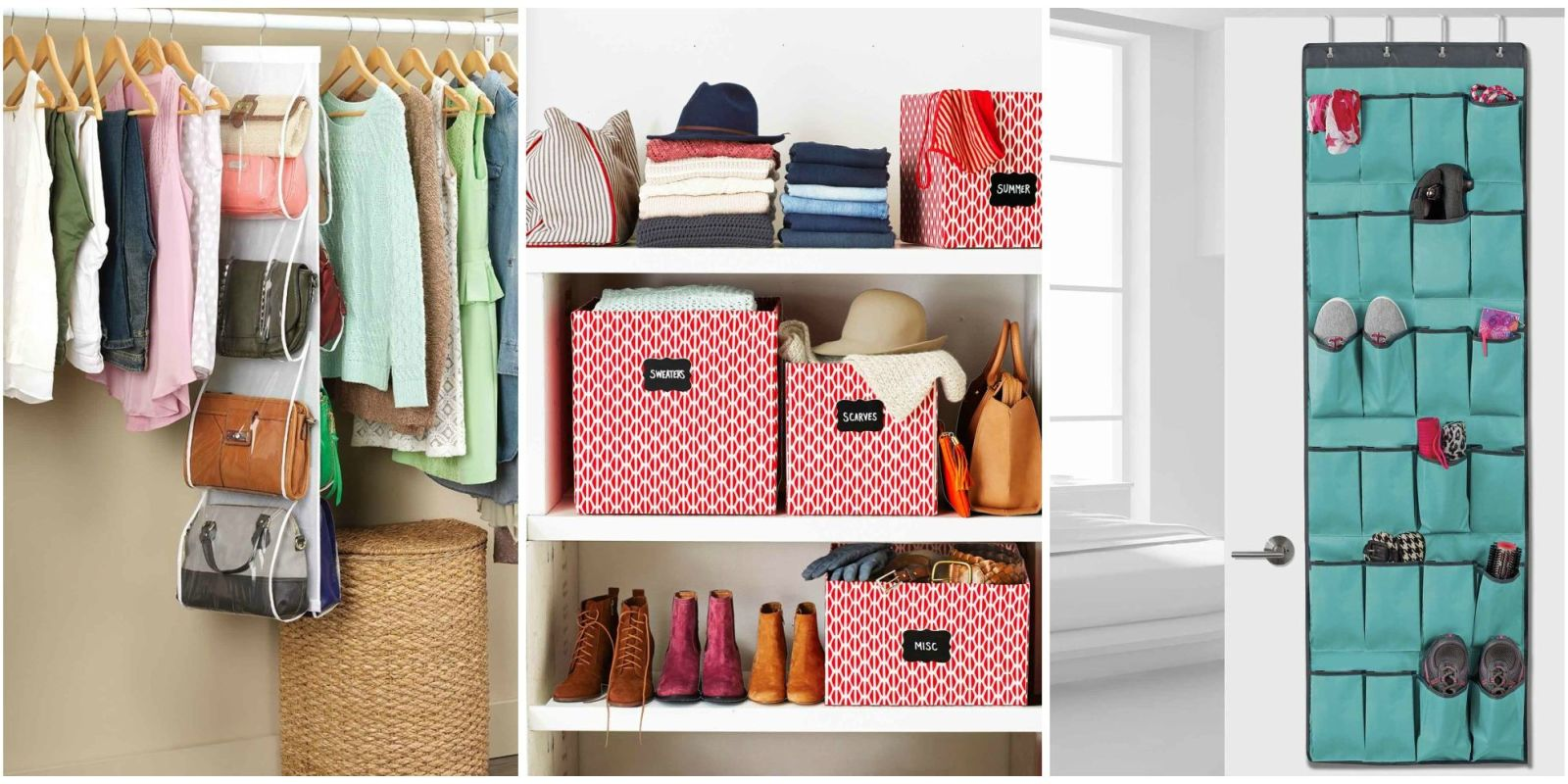 24 Best Closet Organization Storage Ideas How To