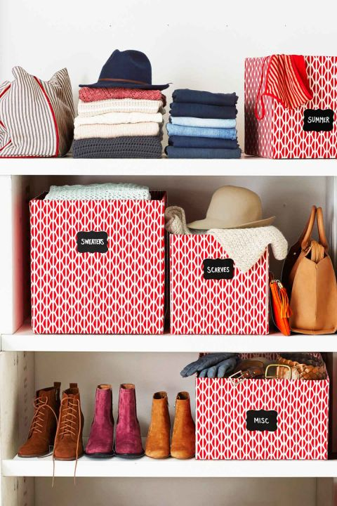 Customize Your Storage Boxes.