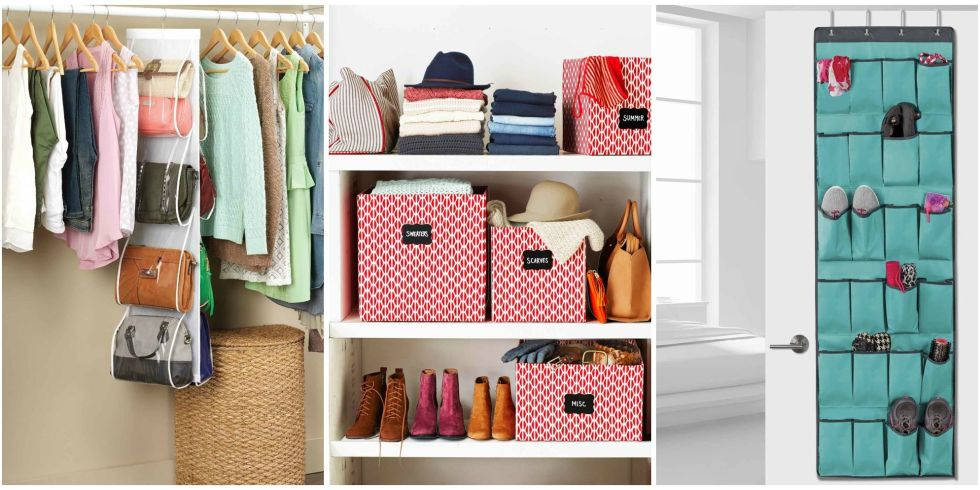 Closet Organizing Ideas 24 best closet organization & storage ideas - how to organize your