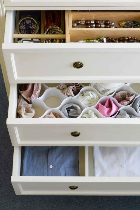 Good Bedroom Organization Tips