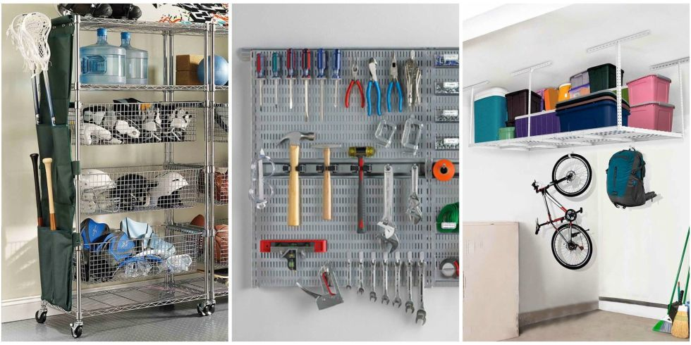garage organization ideas. 24 Garage Organization Ideas   Storage Solutions and Tips for