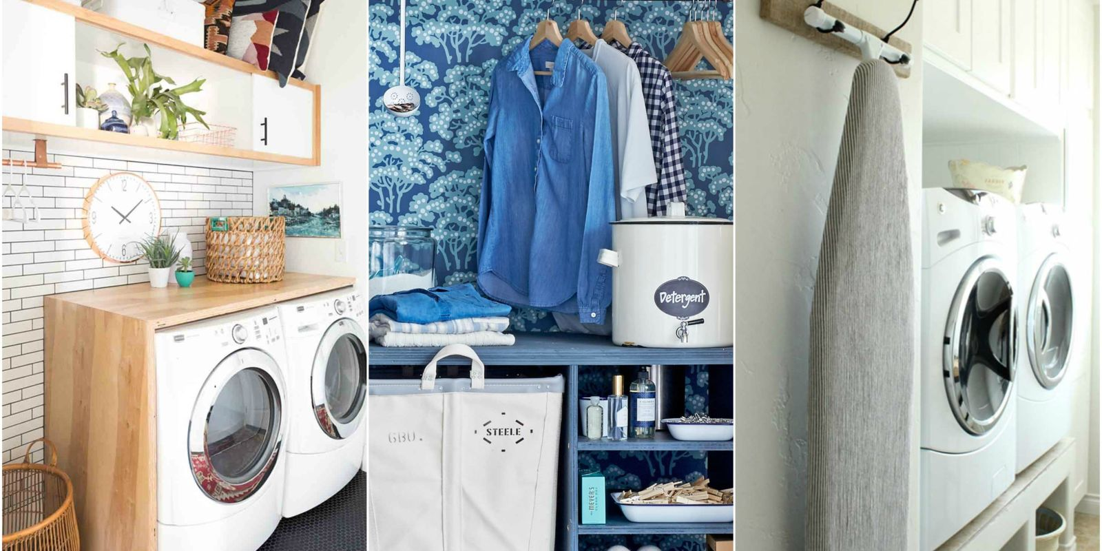 15 Laundry Room Storage And Organization Ideas How To