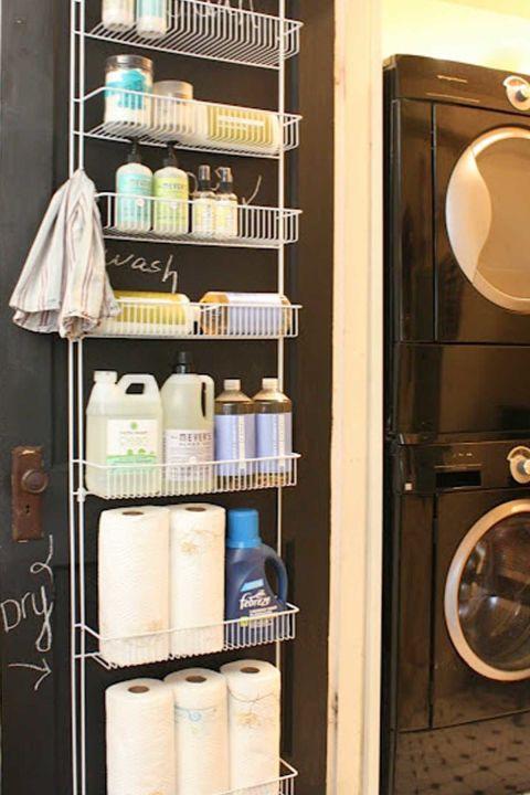 laundry room organizer shelves organization organizers walmart closet