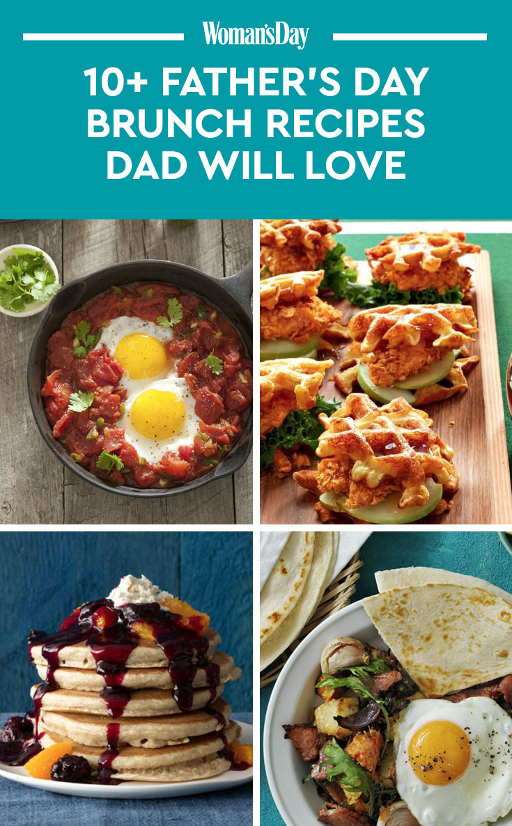 May 22,  · Serve dad a meal fit for a king with these delicious Father's Day brunch recipes. Even if he usually opts for no-fuss breakfasts, he'll love these decadent dishes that will make him (and his tastebuds!) happy on his special day.