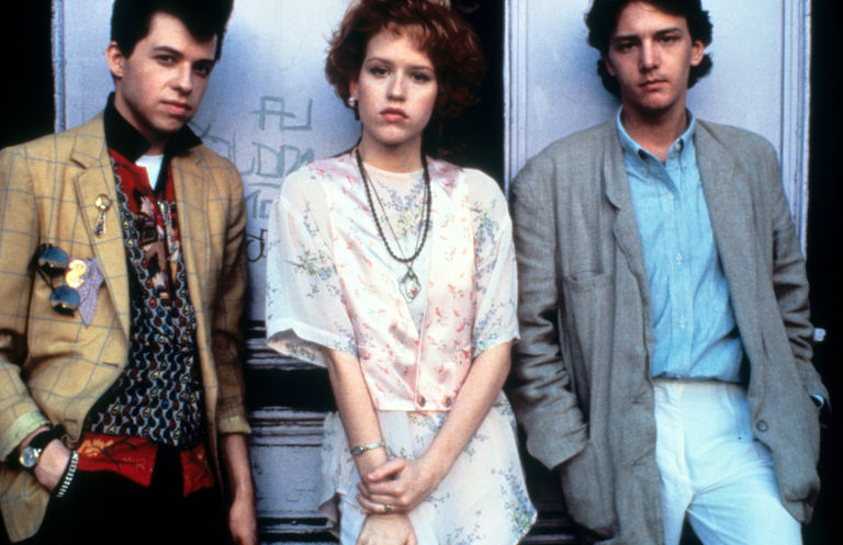 Molly Ringwald Reveals How She Really Felt About That 'Pretty in ...