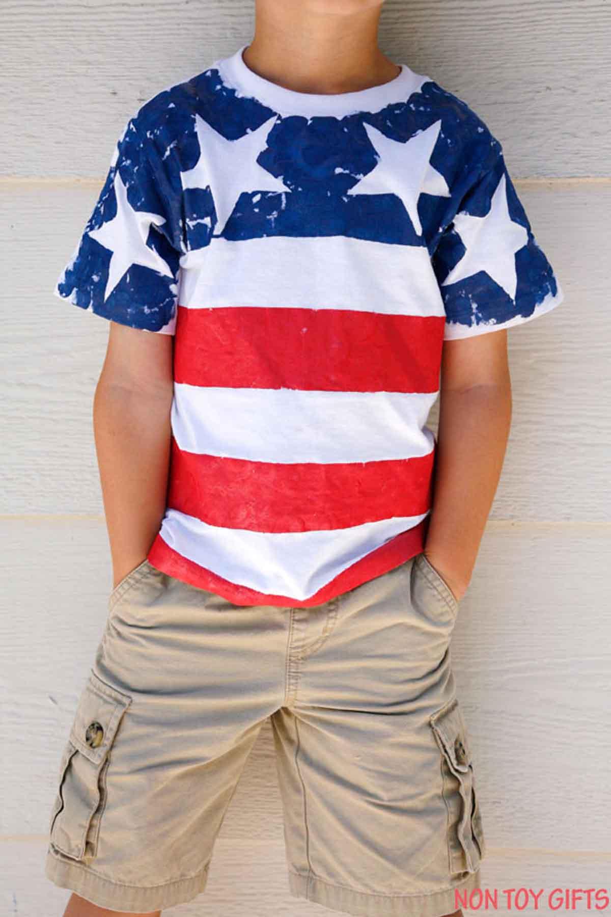 19 Easy 4th Of July Crafts Diy Ideas Patriotic