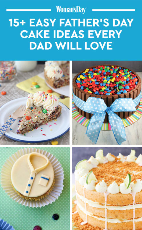 Easy Cake Decorating Ideas For Father S Day : these easy cake decorating ideas