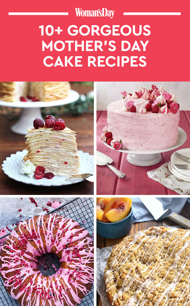 11 Best Mother S Day Cake Recipes Easy Homemade Cake