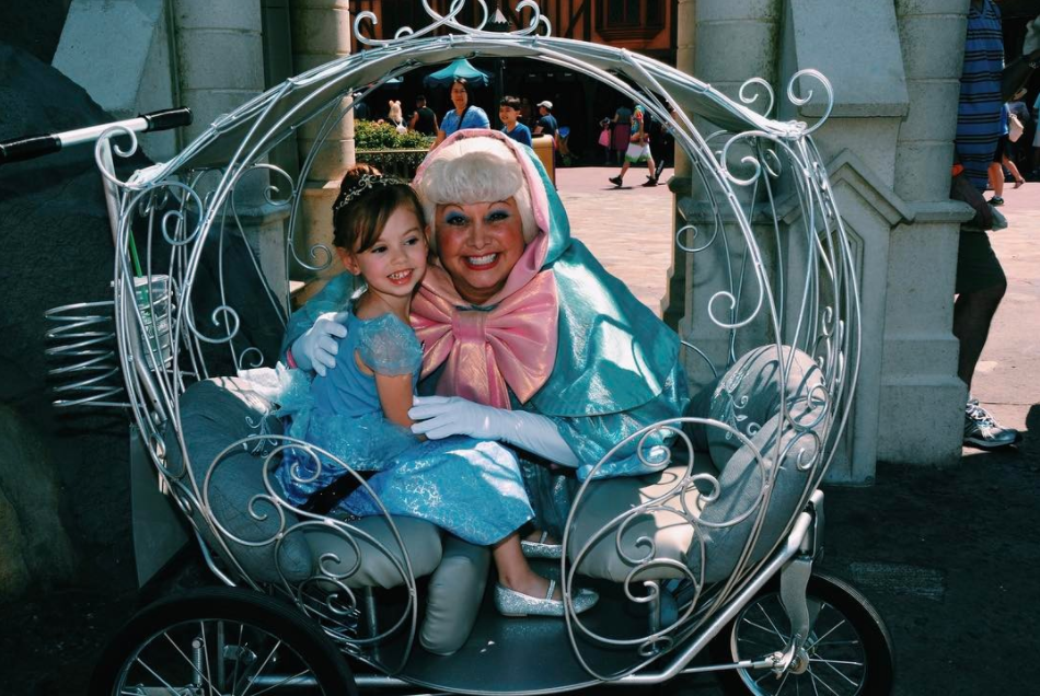 These Tiny Cinderella Carriage Strollers Are Your New