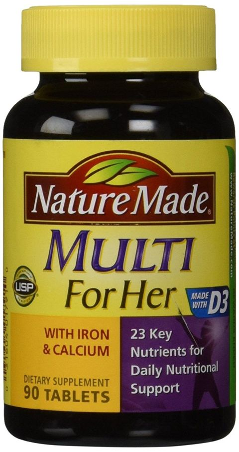Top multivitamin for women