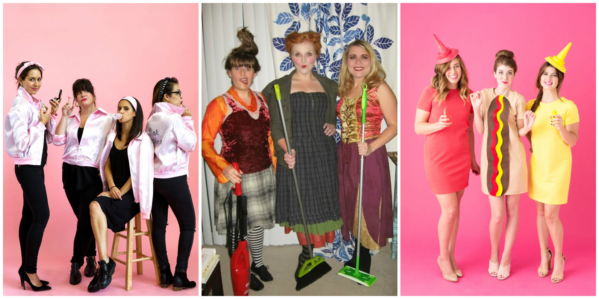 10 Cute Group Halloween Costume Ideas - Easy DIY Friend ...