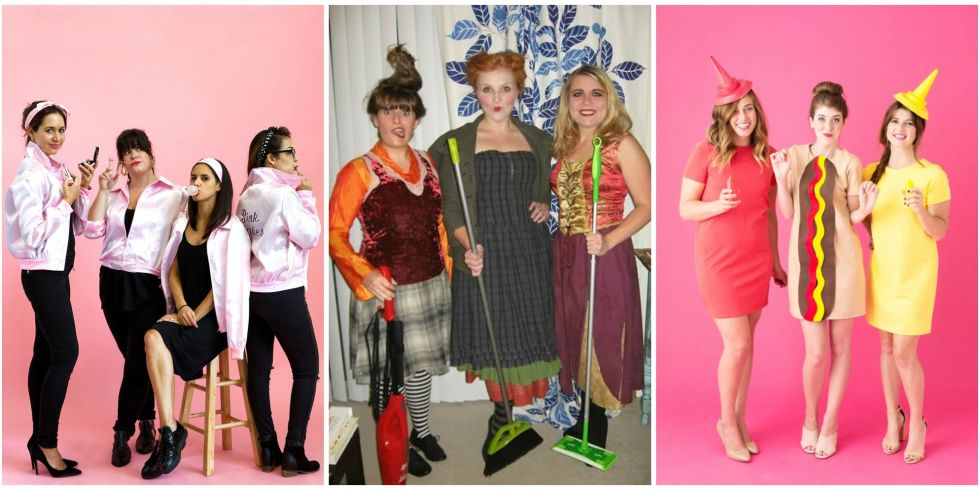 group halloween costumes - Cute Ideas For Halloween