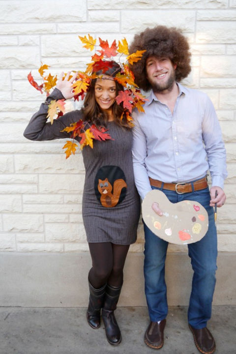 couple halloween costumes - 50+ Cute Couples Halloween Costumes 2017 - Best Ideas For Duo Costumes