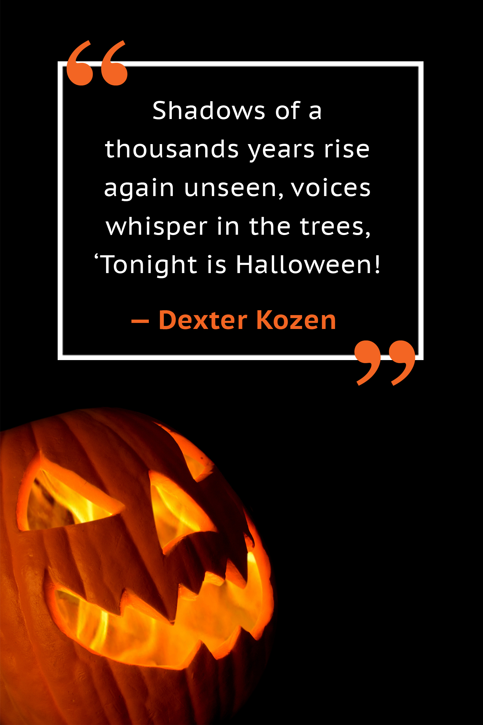 Happy Halloween Quotes And Sayings: 10 Happy Halloween Quotes
