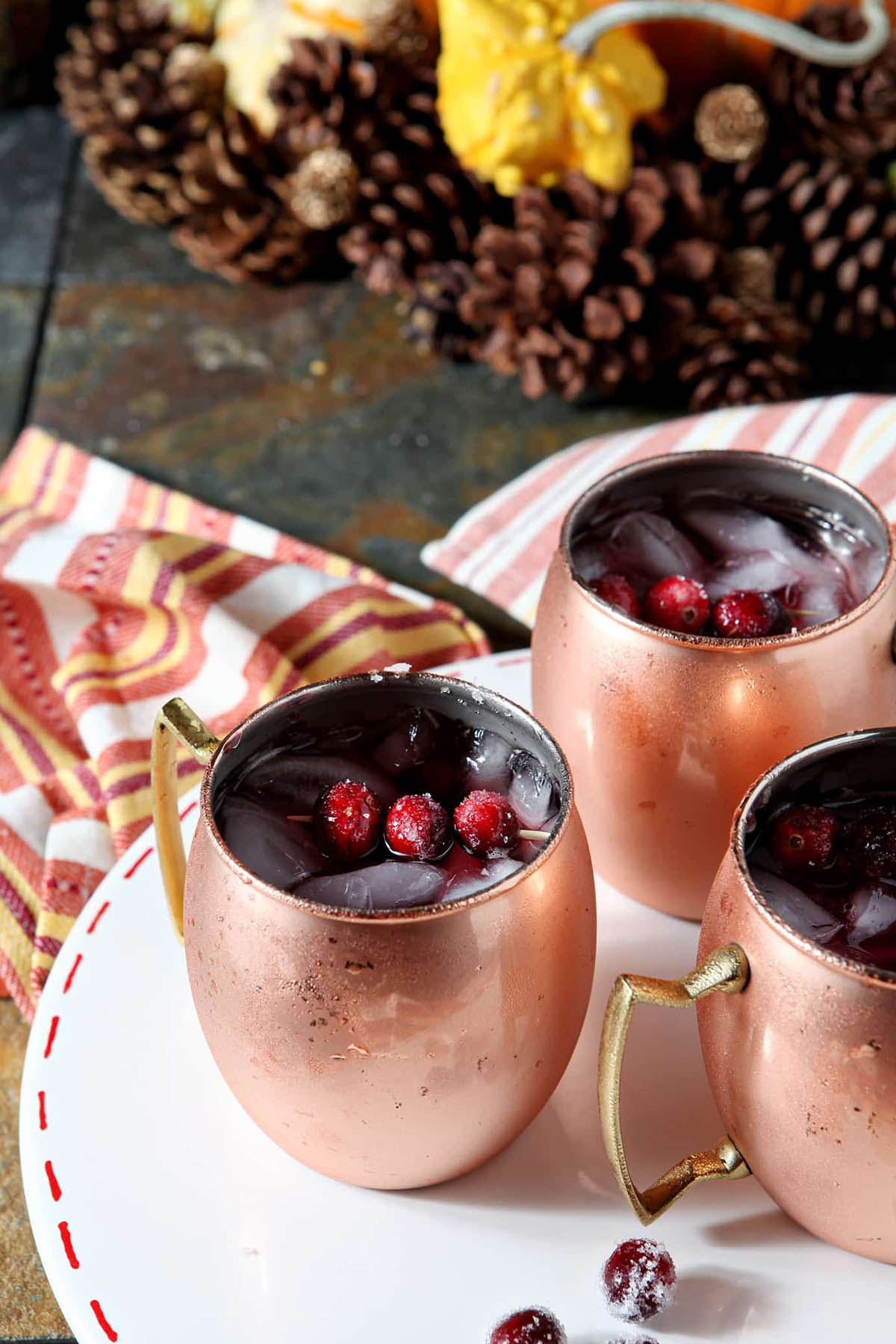 14 Best Fall Cocktails for Thanksgiving - Recipes for Easy ...