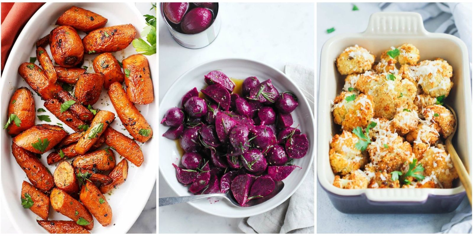 16 Thanksgiving Vegetable Side Dish Recipes