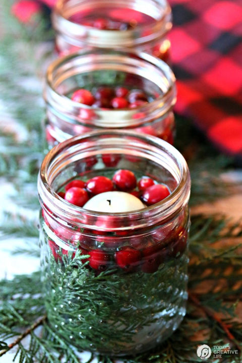 Christmas Table Dressing Ideas 32 Christmas Table Decorations U0026 Centerpieces    Ideas For Holiday