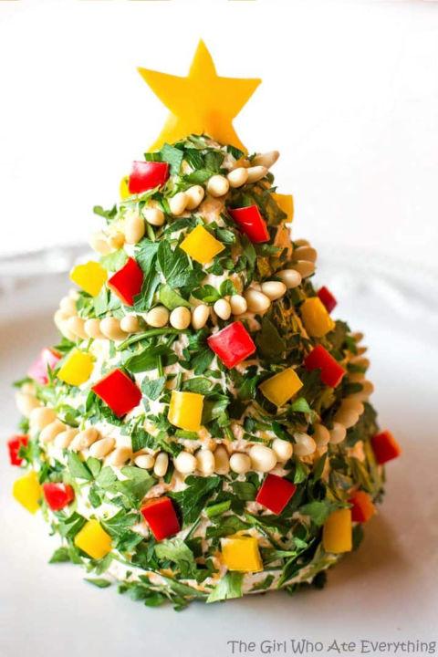 Tuscan Christmas Tree