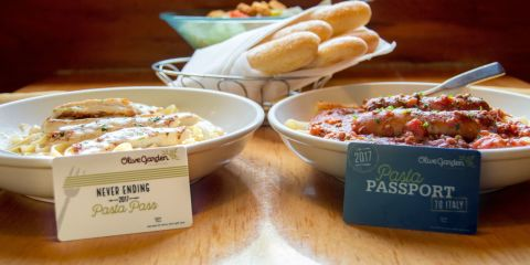 Olive Garden Wants to Send You to Italy for 200