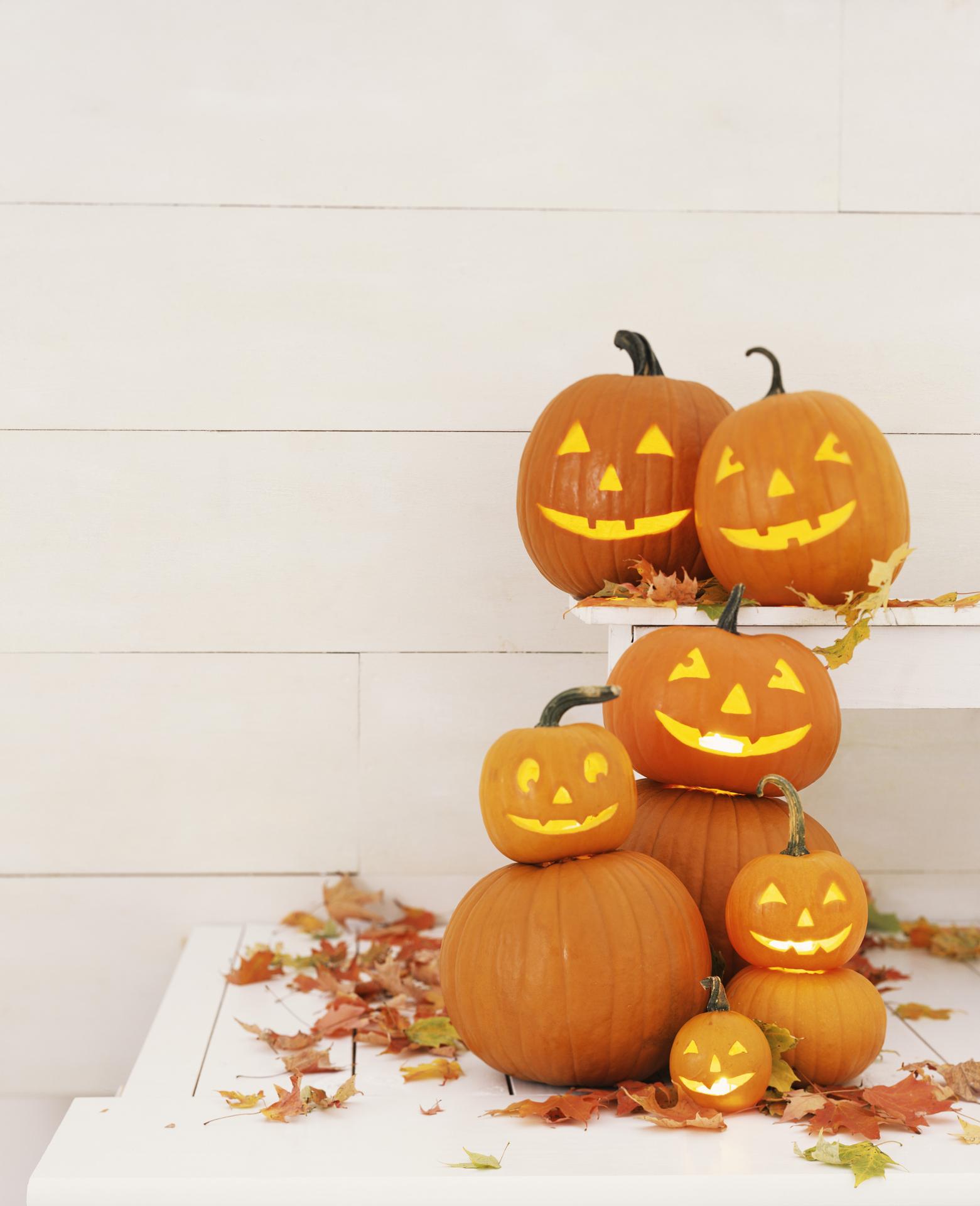 Creative Halloween Decoration Ideas: 65+ Best Pumpkin Carving Ideas Halloween 2017
