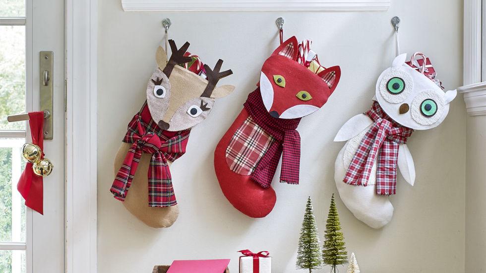 19 photos - Christmas Stocking Design Ideas