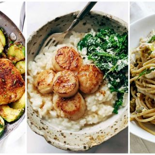because nothing says - Easy Valentines Dinner