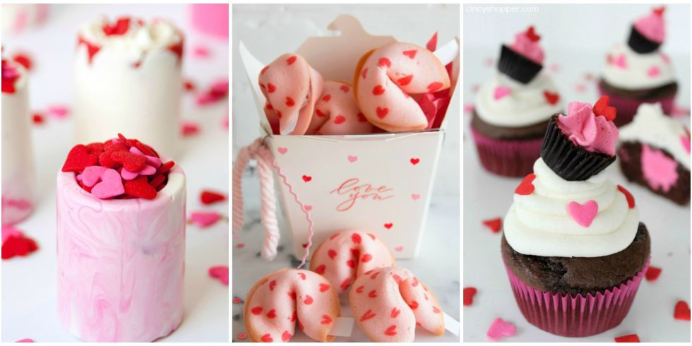 valentines day desserts - Valentines Sweets