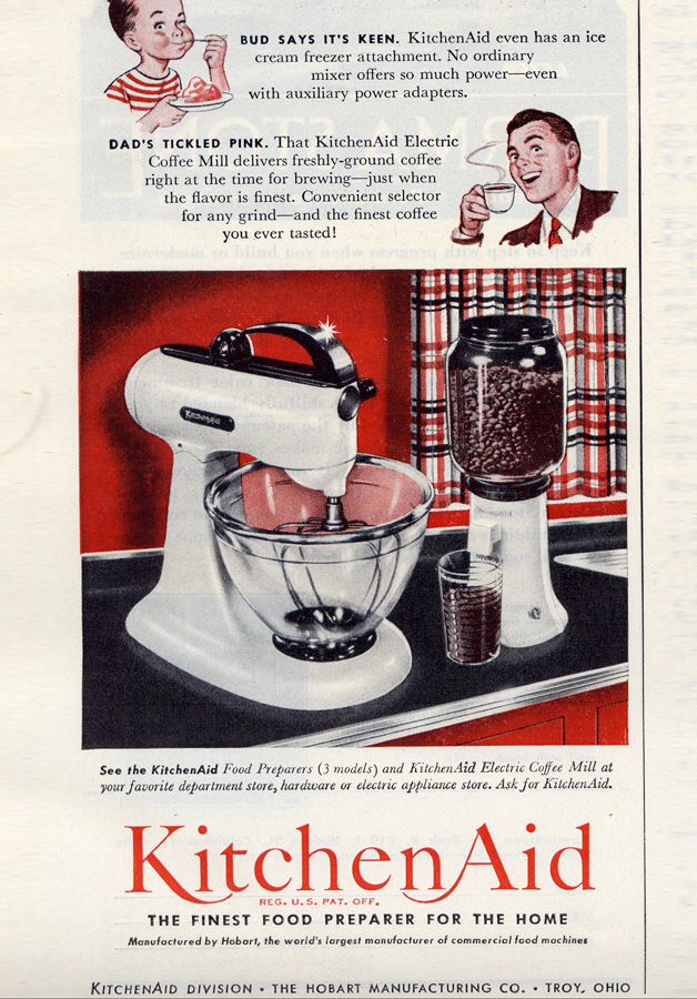 Home Improvement Ideas From Way Back At WomansDaycom Old - Kitchen ad