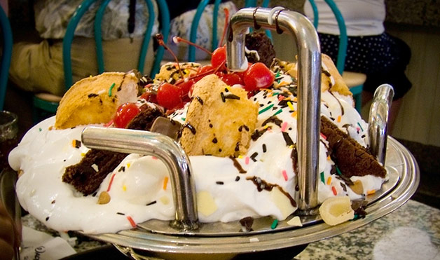Ice Cream Sundae Pictures at WomansDay.com - Crazy Huge Ice Cream ...