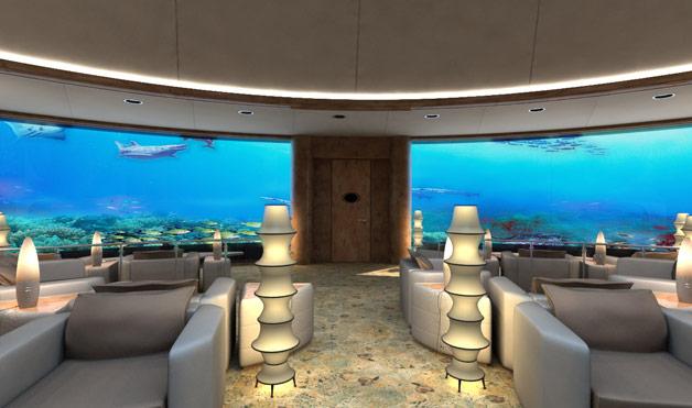 Hydropolis Underwater Resort Hotel