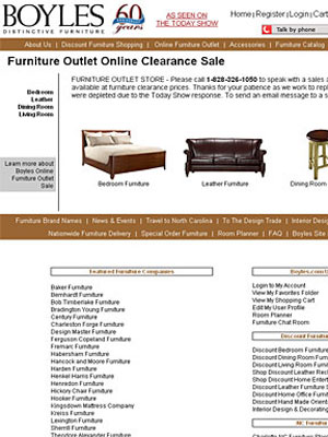 Furniture Outlets At Furniture Deals And Steals
