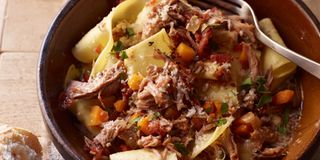 End-of-Summer Pork Ragu