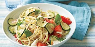 Coconut-Lime-Marinated Vegetable Noodles and Shrimp advise