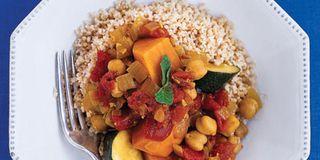 Moroccan Sweet Potato Stew