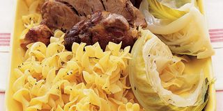 Recipe braised pork chops cabbage