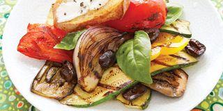Best Ratatouille Salad Recipe - How to Make Ratatouille Salad