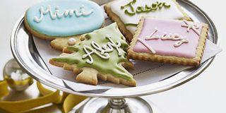 Lords and Ladies Sugar Cookies