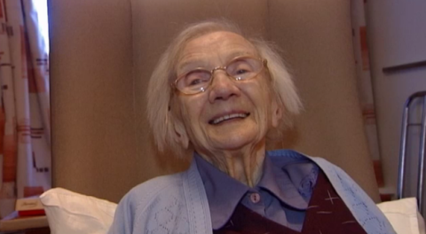 109-Year-Old Woman Reveals Her (Hilarious) Secret to a Long Life