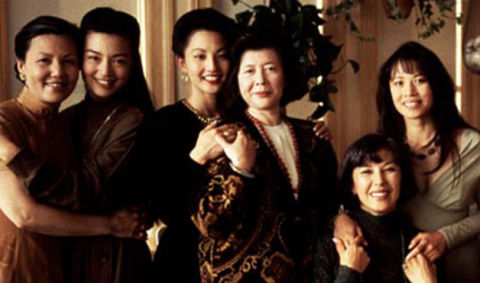 an overview of the mother and daughter relationship in the novel the joy luck club by amy tan The paperback of the the bonesetter's daughter by amy tan at  the joy luck club this novel is a beautiful aria to the relationship between a mother and daughter.