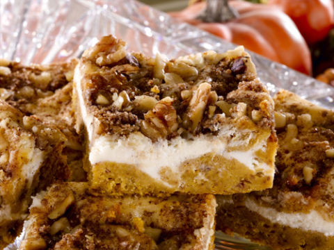Martha White Pumpkin Cream Cheese Coffee Cake