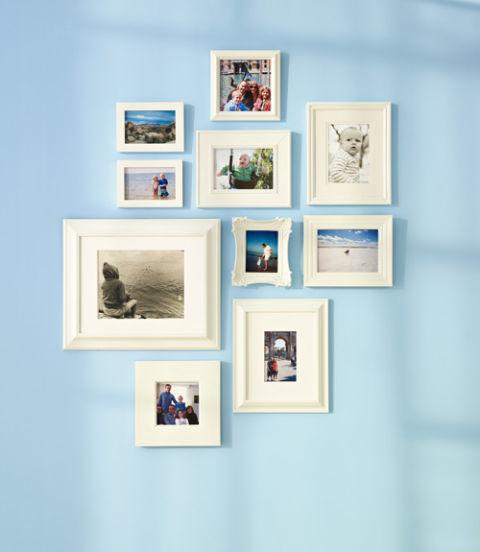 Photo Wall Ideas How To Make A Photo Wall