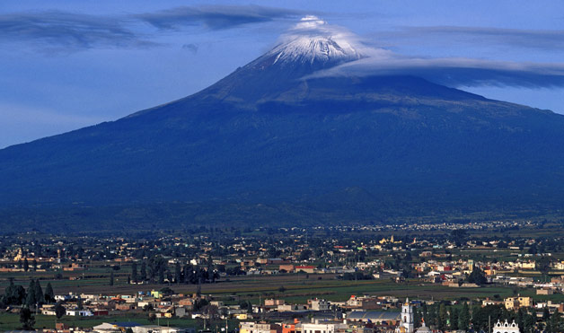 Famous Volcanoes List Of Active Volcanoes At WomansDaycom - Active volcanoes in mexico