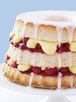 Easy Summer Desserts Angel Food Cake Recipes At