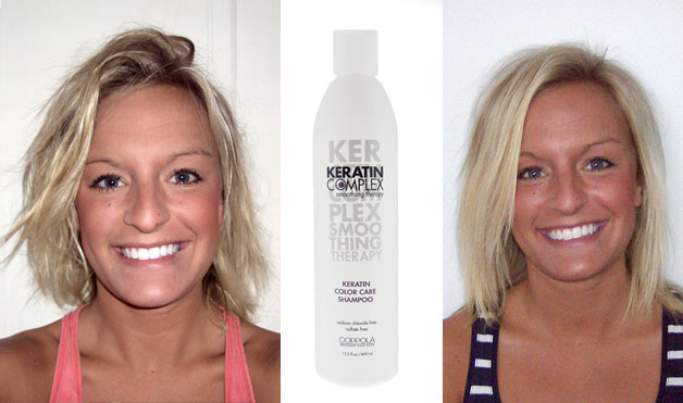 keratin treatment for thin damaged hair – trendy hairstyles in the usa