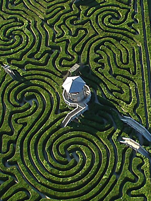 9 Magnificent Manmade Mazes