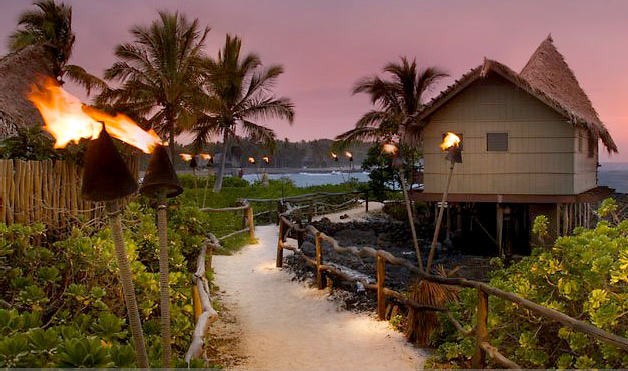 in 2008 this hawaiian resort which prides itself on being unplugged and unpretentious changed gears and offered the highest ticketed valentines day - Valentines Day Getaways