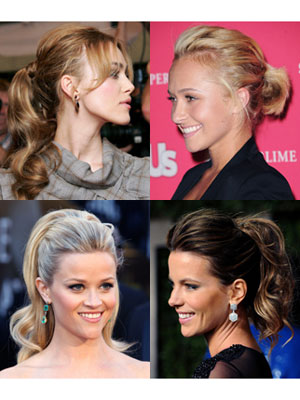 Fine 10 Ponytail Hairstyles Tips And How To Short Hairstyles Gunalazisus