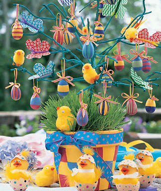 Easter Tree Diy Idea